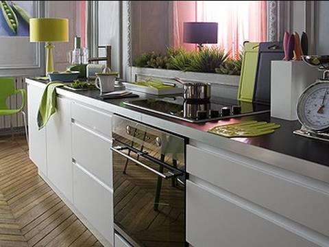 conseils pour d corer sa cuisine elle d co youtube. Black Bedroom Furniture Sets. Home Design Ideas
