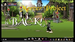 =MP= Mercer Project 2018 / How to get acs&fast level up ?