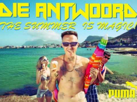 Die Antwoord - my best friend (feat. the flyi