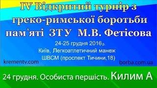 Открытый турнир памяти ЗТУ М.В.Фетисова : Динамо М