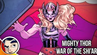 "Mighty Thor ""War of the Gods"" - Marvel Legacy"