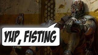 STABBING SPREE & FISTING | Destiny Alpha