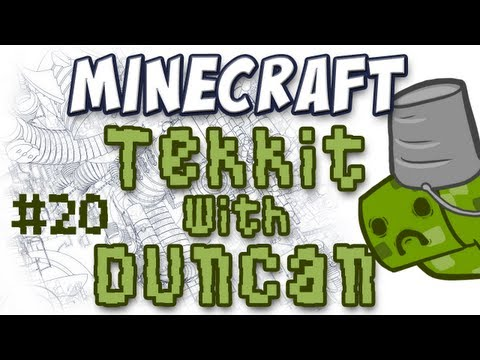 Tekkit with Duncan - Part 20 - Mass Fabrication!