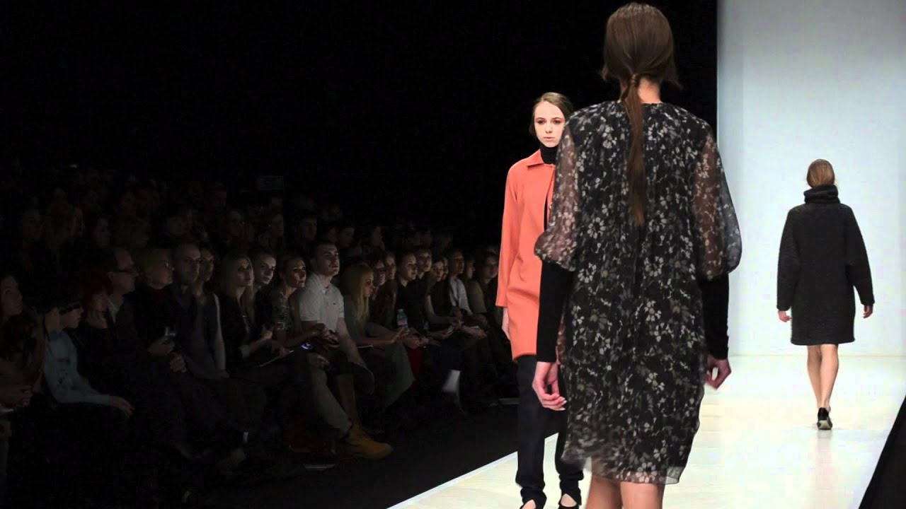 Mercedes benz fashion week video 2