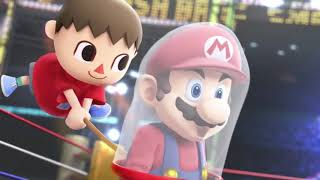 "'Super Smash Bros Tribute Video' ""Believer"""