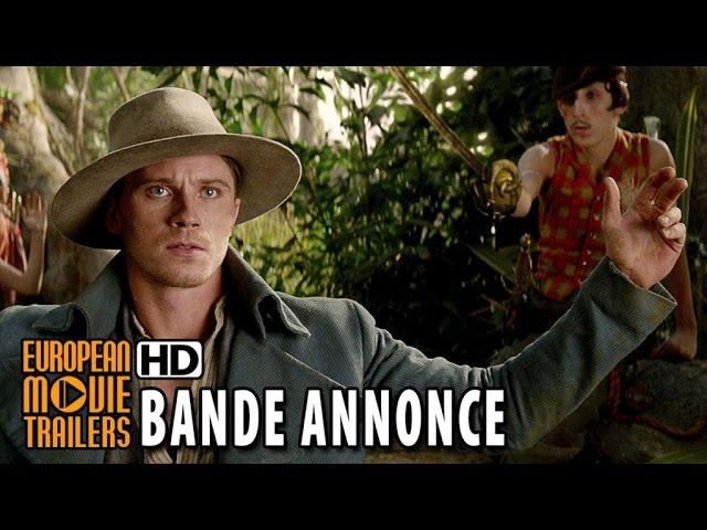 PAN avec Levi Miller,  Hugh Jackman - Bande Annonce Officielle #3 VF (2015) HD