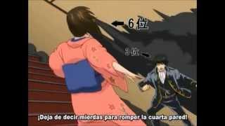 "Gintama: Otae Trolling Hijikata ""Let's Party!"""