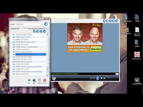 شرح كيفية استعمال برنامج sopcast