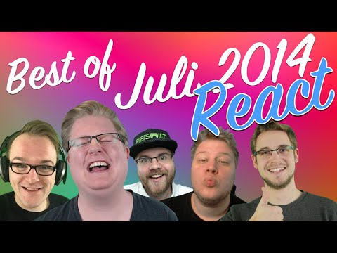 REACT: Best of Juli 2014