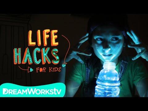 Camping Indoors I LIFE HACKS FOR KIDS