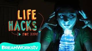 Camping Indoors I LIFE HACKS FOR KIDS