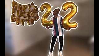 IESHA'S 22nd SURPRISE BIRTHDAY PARTY VLOG!!! | SHE CRIES |