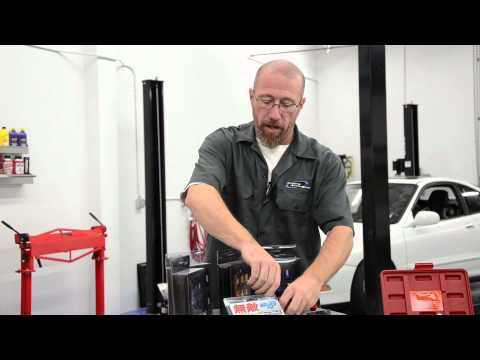 Lug Nuts - Presented by Andy's Auto Sport