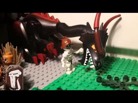 Мое Фэнтези Лего Королевство (массивный апдейт) обзор #2