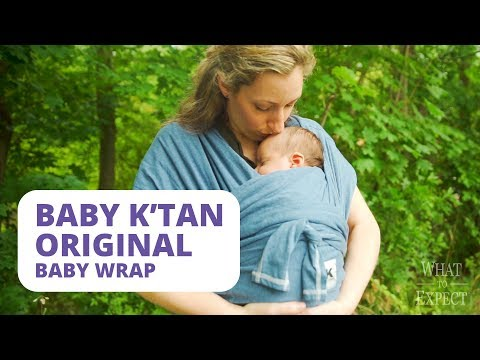4 Things Moms Love about the Baby K'Tan Original Wrap