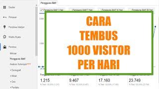 download lagu Cara Meningkatkan Visitor Blog 1000 Per Hari gratis