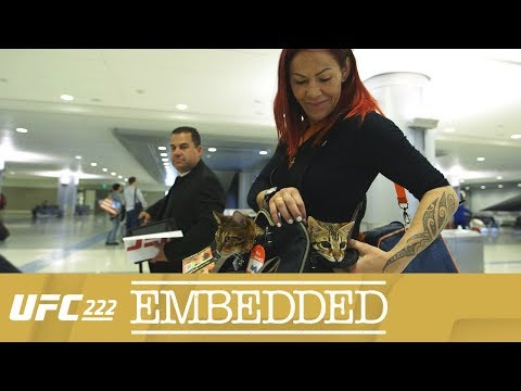 UFC 222 Embedded: Vlog Series - Episode 3