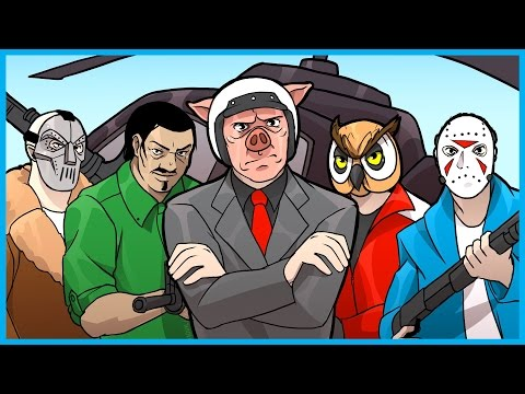 GTA 5 Online Funny Moments Fuccboi INC! - WILDCAT's Company, Nogla's Company, and More!