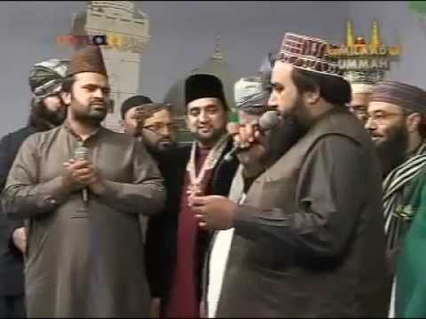 Milad With Ummah Channel 7 January 2015 - Syed Zabeeb Masood & Khalid Hasnain Khalid video