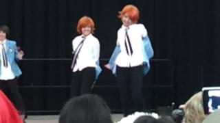 Ouran Highschool host club skit