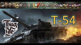 WORLD OF TANKS / T-54 -- PS4 / 5.2 DMG