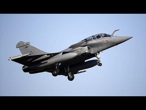 França e Egito assinam contrato do Rafale - economy
