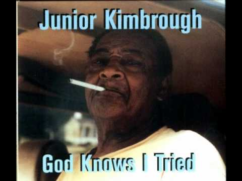 Junior Kimbrough - I Cried Last Night
