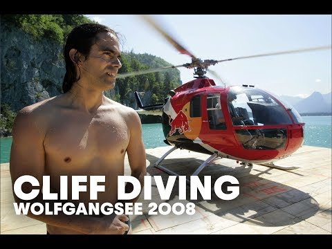 The world's best cliff divers gave their most: once again Orlando Duque proved his incomparable ability during the Red Bull Cliff Diving competition on Lake ...