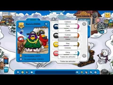 Club Penguin:Nuevo Codigo Desbloqueable Enero-Febrero 2013 [HD]