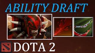 Dota 2 Rupture + Hook Ability Draft