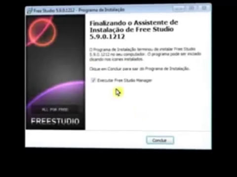Installation guide: K-Lite, Format Factory, FreeStudio Manager