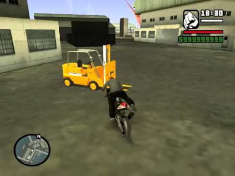 GTA San Andreas [ALL CARS MOD] (Real Cars 2)