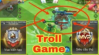 [Gcaothu] Vua phá lưới Baldum troll game đến mức thượng đế cũng phải cười trong chế độ bóng đá mới
