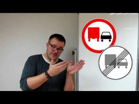 ПДД - Запрещающие знаки 2017 (как работают и что обозначают, человеческим языком)
