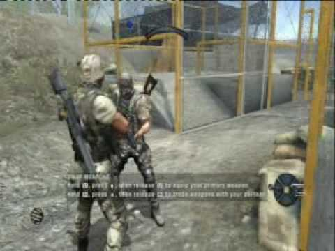 Ps3 Army Games Ps3 Army of Two Gameplay 1