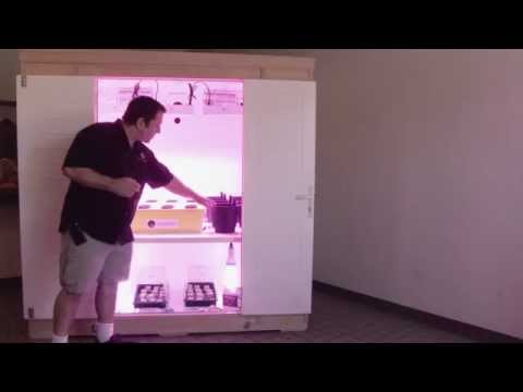 GODFATHER 2.0  The Biggest, Baddest Grow Box on the Market