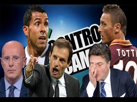POLEMICHE JUVE ROMA E CRISI INTER – Parodia