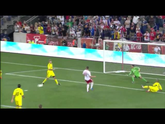 HIGHLIGHTS: New York Red Bulls vs Columbus Crew, MLS