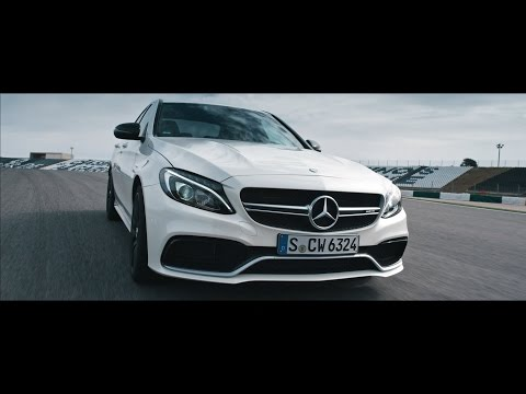 """Mercedes-Benz TV: Highsnobiety x Mercedes-AMG C 63: """"The Sound of Pure Performance""""."""