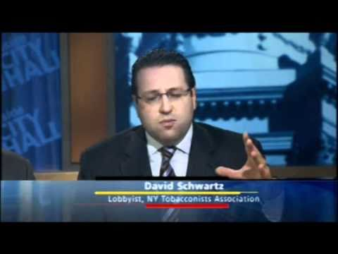 Debate on New York City Smoking Ban Part 1