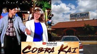 Karate Kid - Cobra Kai Original Golf N Stuff Location #11 in 2018