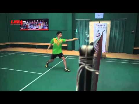 Netting - Tips & Tricks Badminton video