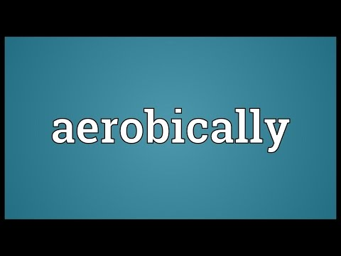 Header of Aerobically
