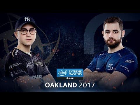 CS:GO - NiP vs. SK [Inferno] Map 3 - Semifinal - IEM Oakland 2017