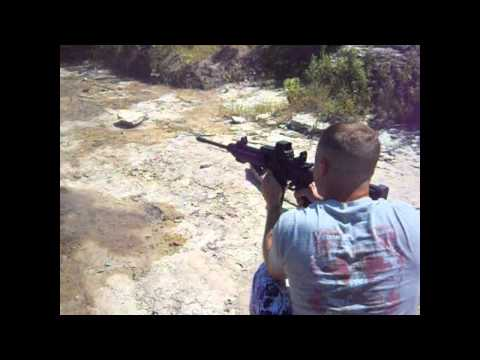 Shooting the DPMS Panther Arms