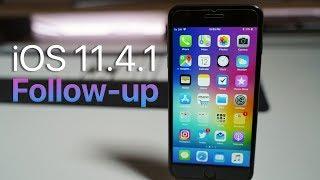 iOS 11.4.1 Follow up - Battery still needs work