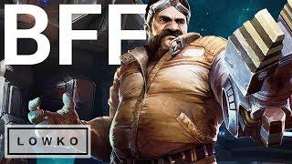 StarCraft 2: SWANN'S BFF! (Co-op)