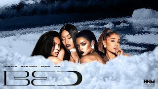 Download Lagu Nicki Minaj, Ariana Grande, Rihanna, Ciara - Bed [MASHUP] Gratis STAFABAND