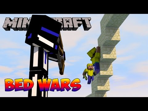 Minecraft Bed wars : Жёлтые поторопились! #89
