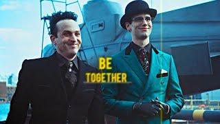 Oswald & Edward | Be Together| Gotham [4k]